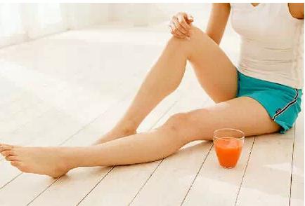 瘦腿必知,让腿部越来越粗的坏习惯